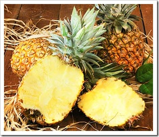 Food To slim You pineapple