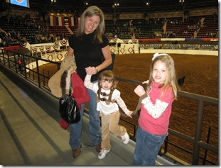 stockshow girls