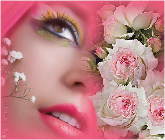Minha alma de flores