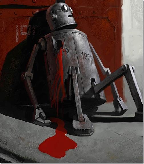 Robot-is-dead