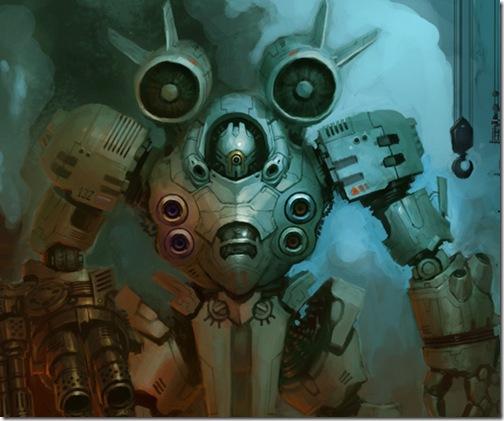 robot-mecha-conceptual-design