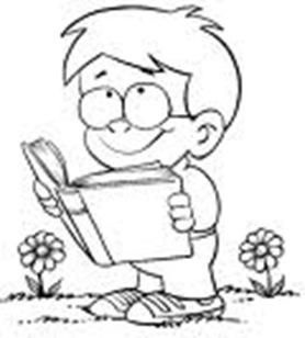 menino e livro