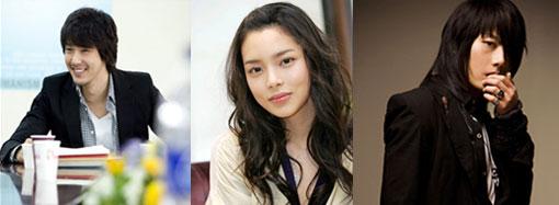 Park Si Yeon และ Park Yong Ha ร่วมงานกันในมิวสิควิดีโอตัวใหม่ของ Park Hyo Shin
