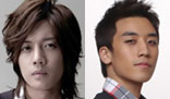Kim Hyung Joong & Seung Ri