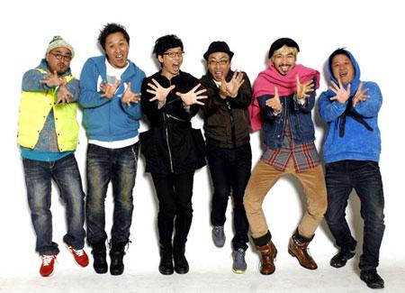 รูปถ่ายของ Infinity Challenge ไม่มี Jun Jin