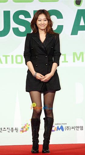 รวมภาพศิลปินบนพรมแดงงานในงาน Melon Music Awards 2009