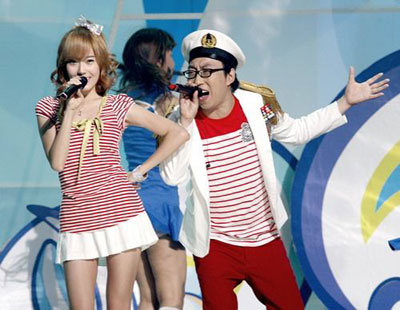 บะหมี่เย็นของ Park Myung Soo และ Jessica จะกลับมาแล้ว