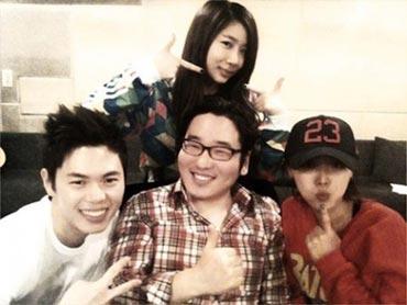 คลิปคอนเสิร์ต Jea (BEG) และ Cho PD ในรายการ M! Countdown
