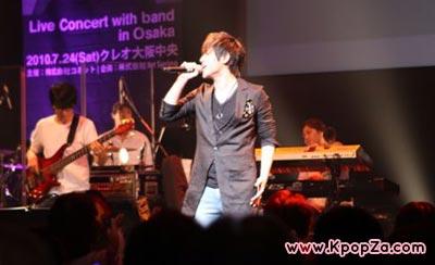 K.Will จัดงานคอนเสิร์ตในประเทศญี่ปุ่นเป็นครั้งที่ 2