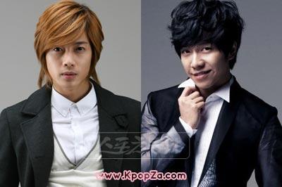 ศึกแย่งชิงเรตติ้งของ 2 หนุ่มสุดฮอต Lee Seung Gi และ Kim Hyun Joong