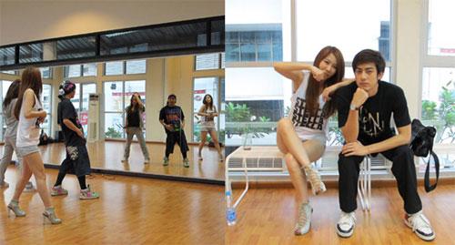 เตรียมพบกับ ฟิล์ม รัฐภูมิ  และ Jea (Brown Eyed Girls)