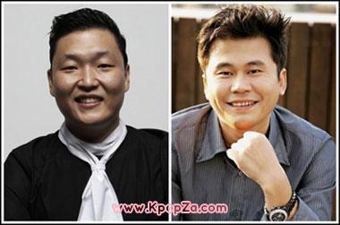 PSY ย้ายไปอยู่ YG Entertainment