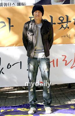 Eric วง Shinhwa ปลดประจำการแล้ว