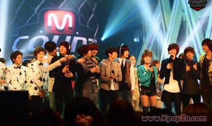 รายการ M! Countdown งดออกอากาศ 3 สัปดาห์ เพราะติดรายการพิเศษ