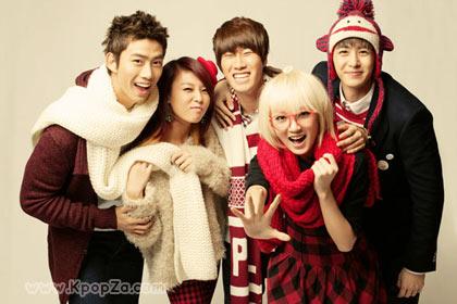 JYP Nation ปล่อยเพลง 'This Christmas' ออกมาแล้ว