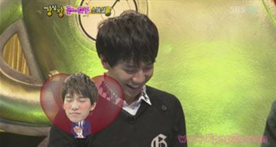Lee Seung Gi เปิดเผยวิธีจูบที่เขาชอบใน Strong Heart