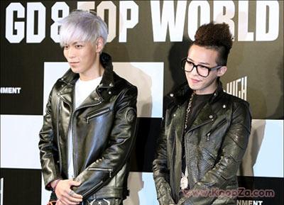 GD&TOP ปล่อยมิวสิควีดีโอเพลง 'KNOCK OUT' ออกมาแล้ว
