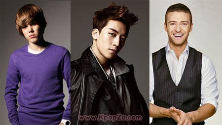 Justin Bieber และ Justin Timberlake ระวัง Seungri ไว้ให้ดี