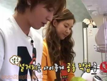 คลิปน่ารัก ๆ ของ Yonghwa และ Seohyun ใน WGM ที่ไม่เคยได้ออกอากาศ