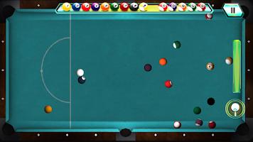 Screenshot of Real Billiard 8 Ball (Pool 3D)