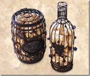 wine cork barrel