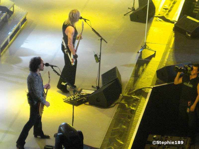 Vivian Campbell and Rick Savage - 2007 - Def Leppard