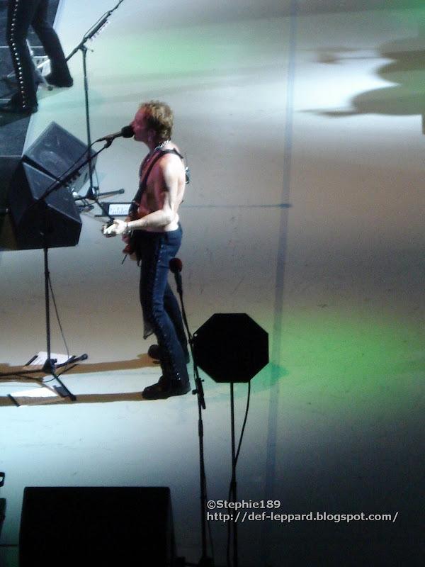 Phil Collen - Def Leppard - 2008