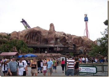 Knott's Calico Mine Ride (1)