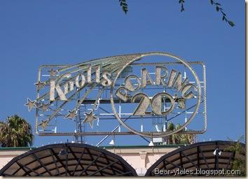 Knott's Roaring 20's