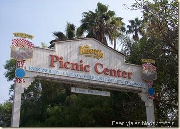 Knott's Picnic Center