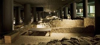 Baetulo - yacimiento romano