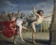 Jacob Peter Gowy, Hipomenes y Atalanta
