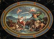 Giani, Felice - El matrimonio de Poseidón y Anfítrite