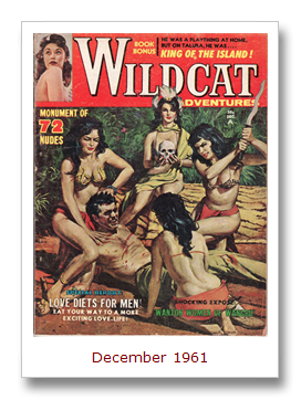 Wildcat Adventures, Part II ? William Burroughs, weird menace, wild women