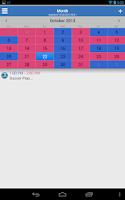 Screenshot of Our Family Wizard Custody App