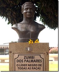 Zumbi... Líder Negro