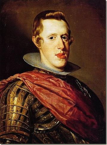 Retrato de Felipe IV, Espanha, Diego Velazquez,