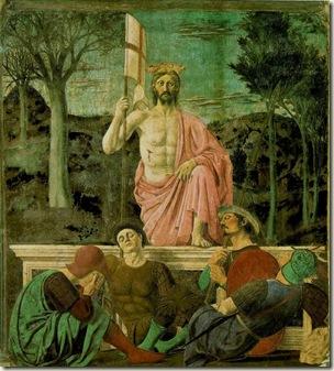A Ressurreição, Pietro della Francesca