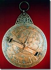Astrolábio  Idade Média