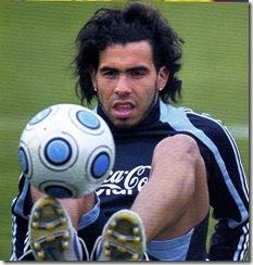 Carlos Tévez - Argentina