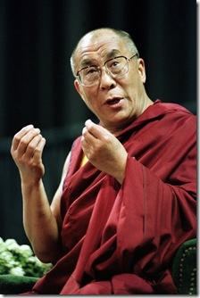 Tenzin Gyatso 14º Dalai Lama