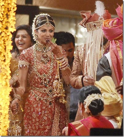 Shipa-Raj-wedding-in-her-wedding-ceremony