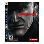 PS3 Blu-ray Game Metal Gear Solid 4: Guns of The Patriots