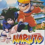 DVD Naruto (Anime Boxset 16 disc)