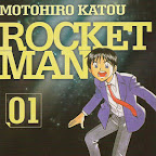 Manga Rocket Man (1 - 10 tamat)