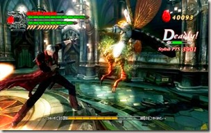 most fun online games Devil May Cry 4 screenshot