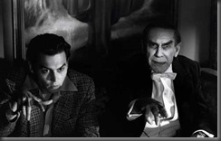 Ed Wood 1994 Réal. : Tim Burton Johnny Depp Martin Landau COLLECTION CHRISTOPHEL