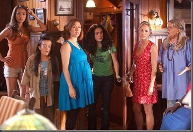 foto de grupo actrices