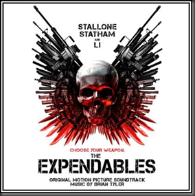 expendables cd cover