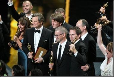 Oscar winners The Kings Speech[12]